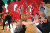 Viderutdanning på masternivå i danse- og bevegelsesterapi.