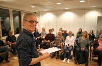 Traumeterapi: NFP holdt fagkveld i Oslo - et lite utdrag fra kvelden
