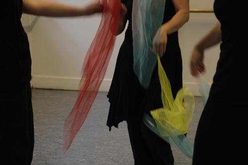 Videreutdanning i dans og bevegelsesterapi Nodak