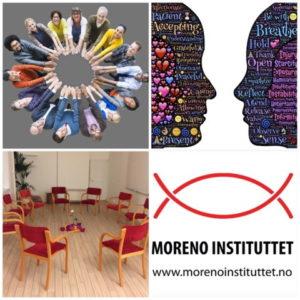 Forkurs psykodrama Moreno Instituttet