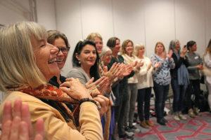 Psykoterapikonferansen 2017 NFP - avslutning i fellesskap