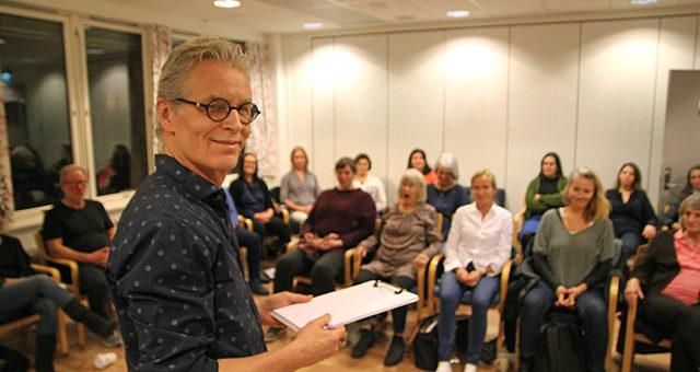 Traumeterapi: NFP holdt fagkveld i Oslo – et lite utdrag fra kvelden